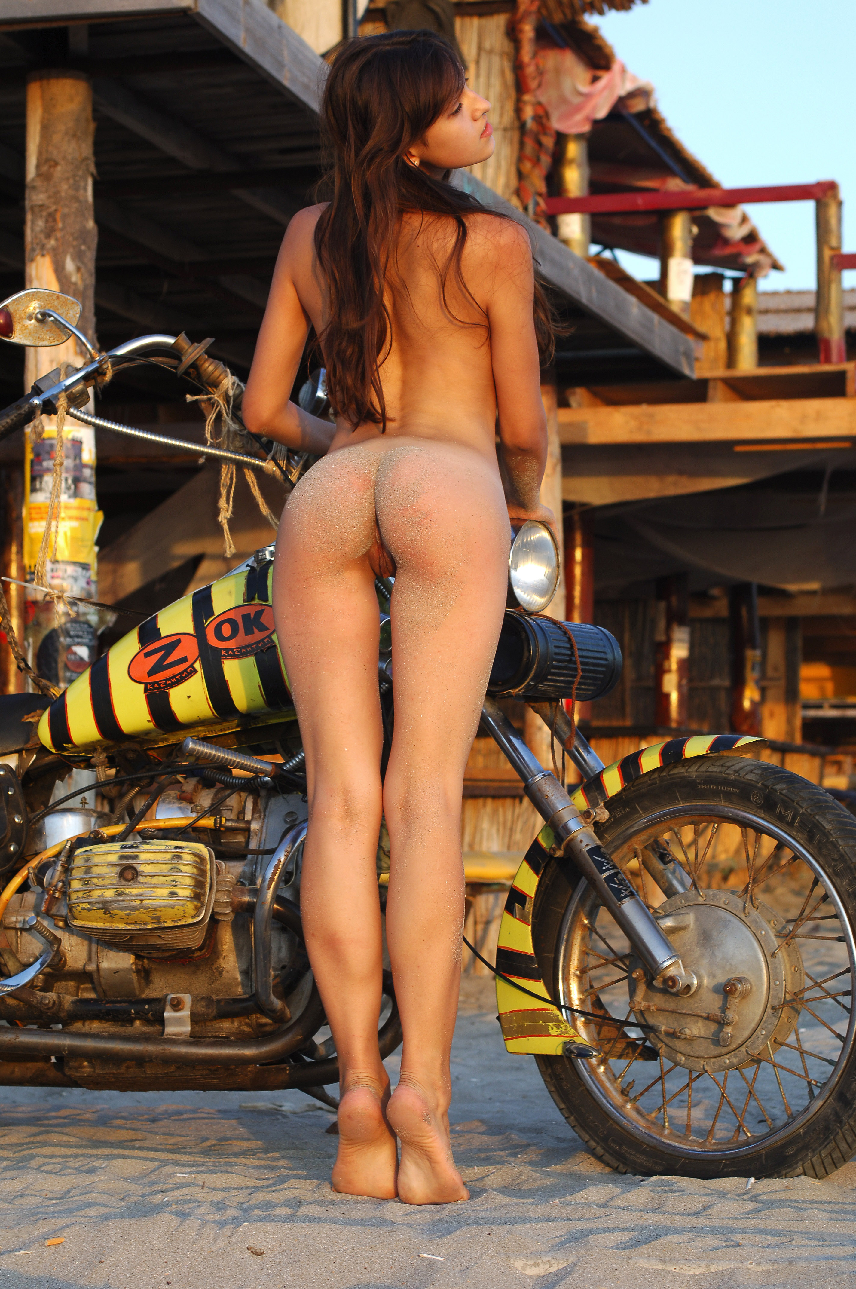 Erotic motorcbikers nackt scenes