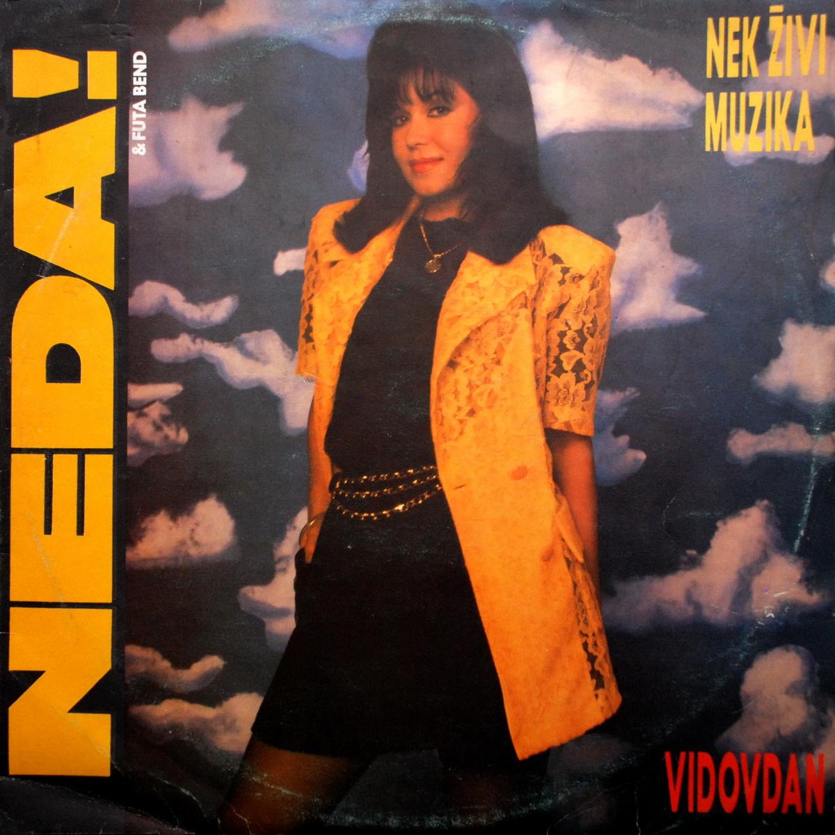 Neda Ukraden 1992 Neka zivi muzika A