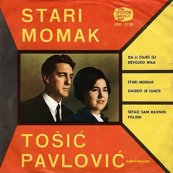 Duet Tosic i Pavlovic 1967 Stari momak a