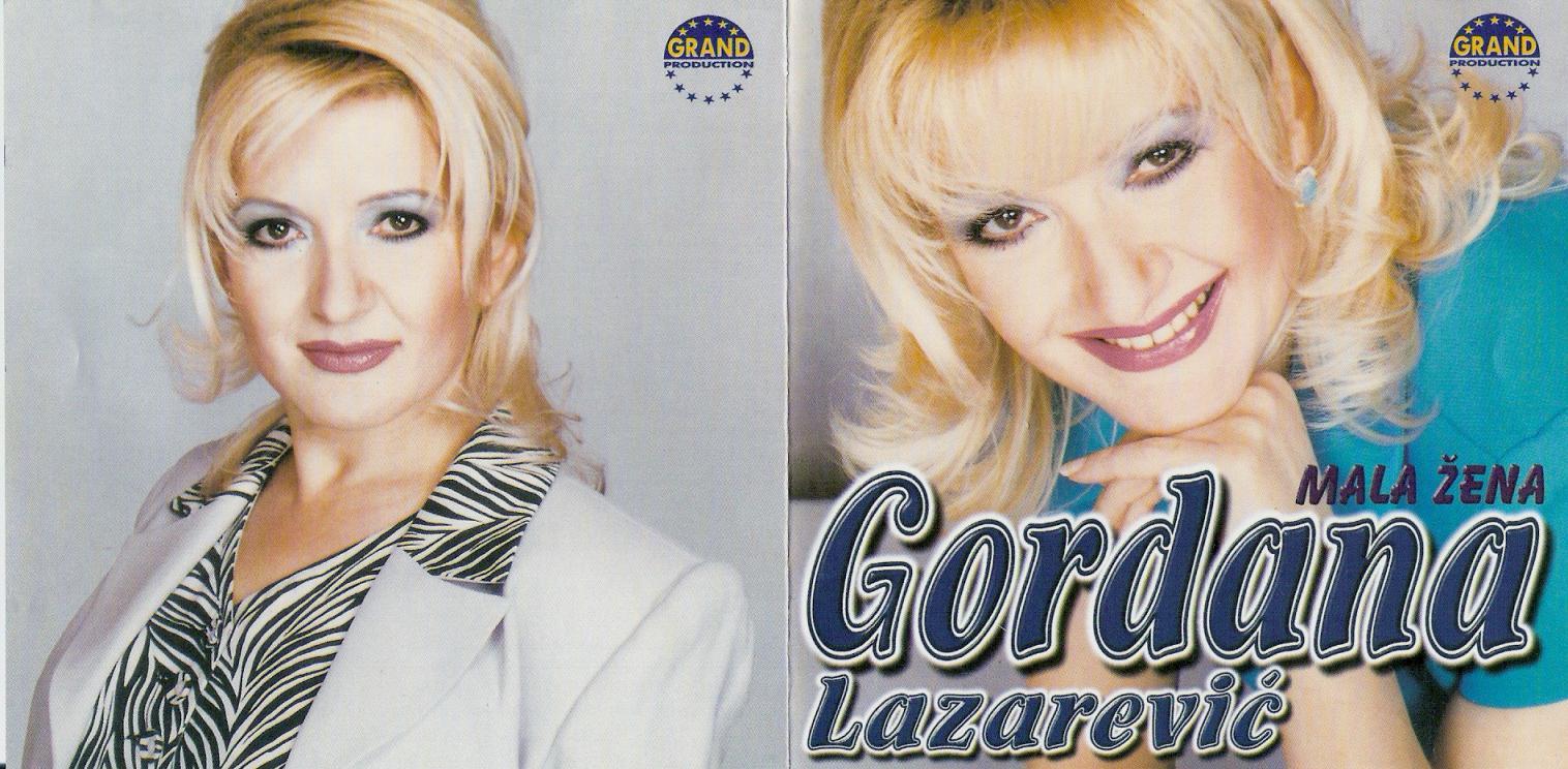 Gordana Lazarevic 1999 CD a
