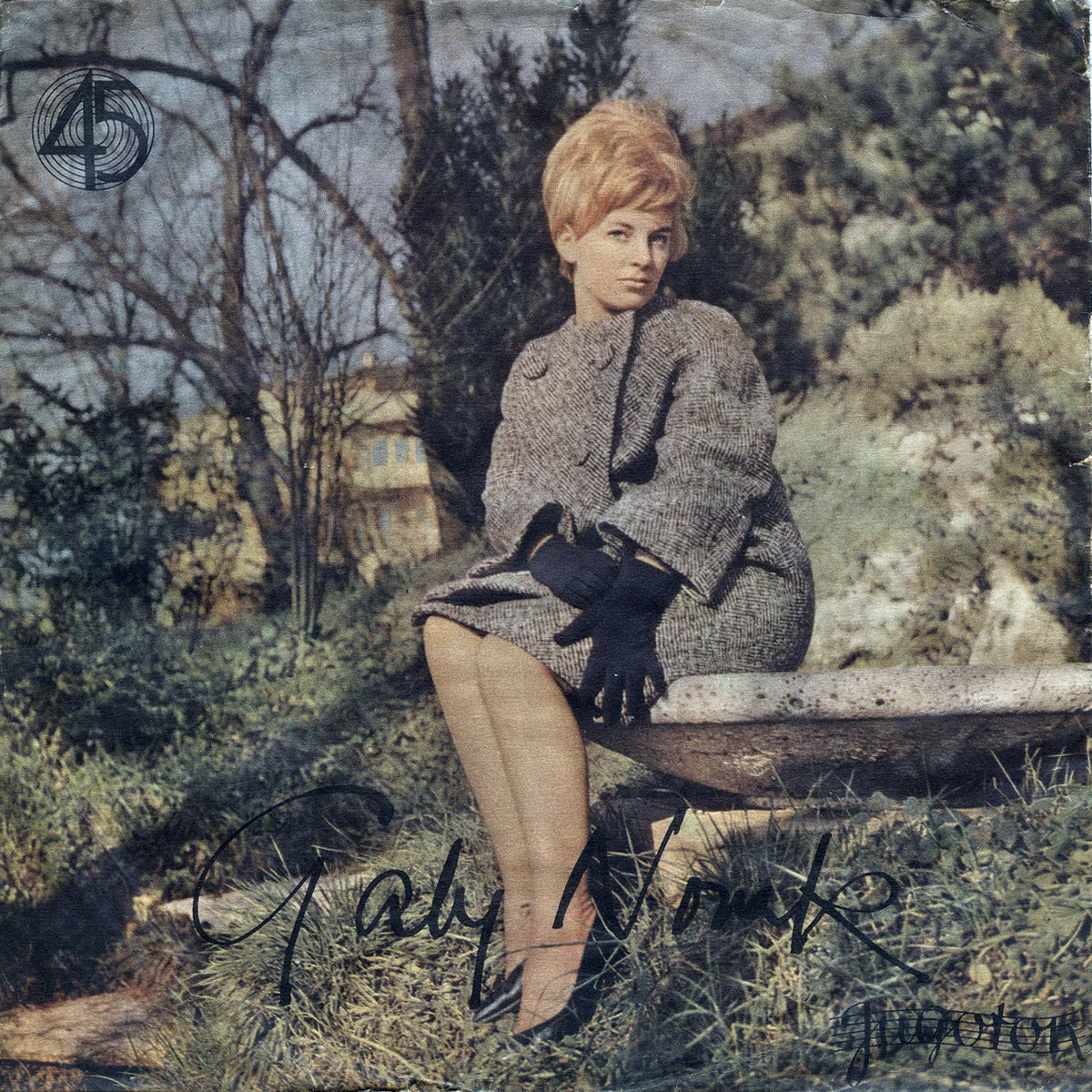 Gabi Novak 1962 Till a