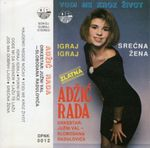 Dara Bubamara (Radojka Adzic) - Diskografija 34961971_Kaseta_Prednja